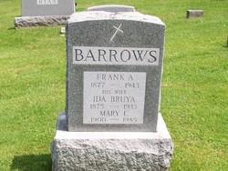 Ida <I>Bruya</I> Barrows