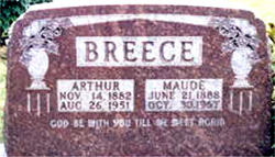 Maude Lee <I>Allen</I> Breece