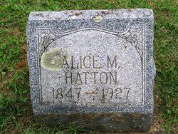 Alice M. Hatton