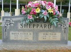 Alma <I>Hagan</I> Sheppard