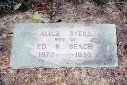 Alice Virginia <I>Byers</I> Beach