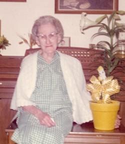 Mabel C. <I>Ellsworth</I> Allen