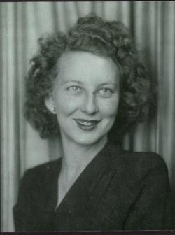 "Lucy Eleanor ""RiverWoman"" <I>Cain</I> Hartjen"