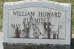 William Howard Rusmisel, Sr