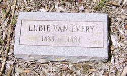 Lubie Van Every