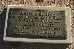 Irene R Deklotz