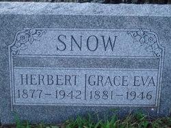 Grace Eva <I>Craig</I> Snow