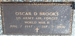 Oscar Dewey Brooks