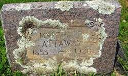 Martha E. <I>Brock</I> Attaway