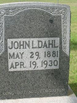 "Johan Ludvig ""John"" Dahl"