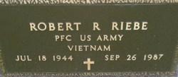 Robert R Riebe