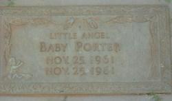 Infant Baby Porter