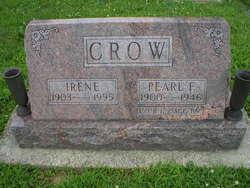 Irene M <I>Vedder</I> Crow