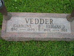 Herman J Vedder