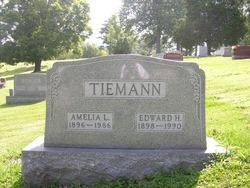 Edward H Tiemann