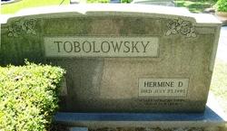 Hermine <I>Dalkowitz</I> Tobolowsky