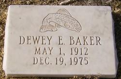 Dewey Edward Baker