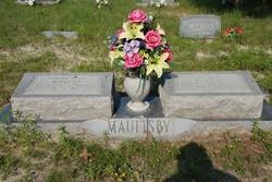 Edward White Maultsby