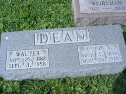 Effie S. Dean