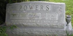 Jewel Marie <I>Hamblin</I> Powers