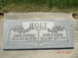 Enoch Alphonzo Holt