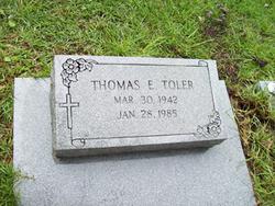 "Thomas Eugene ""Tommy"" Toler Sr."