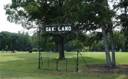 Oak Land Cemetery