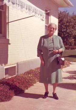LaVerna Nancy <I>Thornley</I> Smedley