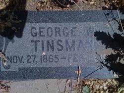 George W Tinsman