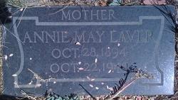 "Anna May ""Annie"" <I>Bringhurst</I> Laver"