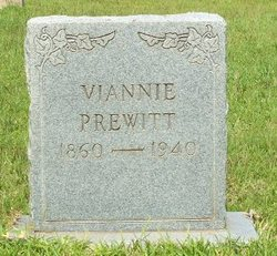 Viannie <I>Griner</I> Prewitt