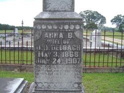 Anna <I>Belcher</I> DeLoach