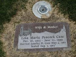 Lola Marie <I>Peacock</I> Case