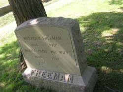 Mary L <I>Paine</I> Freeman