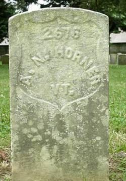 PVT Albert Norris Horner