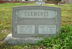 Mary Ellen <I>Sterling</I> Clements