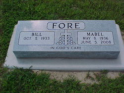 Bill Fore