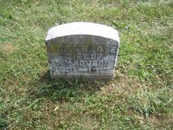Martha <I>Dye</I> Sovern