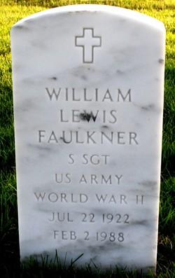 William Lewis Faulkner