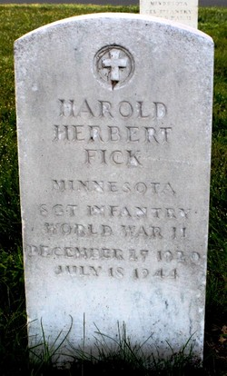 Harold Herbert Fick