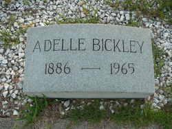 Adelle <I>Brotherton</I> Bickley