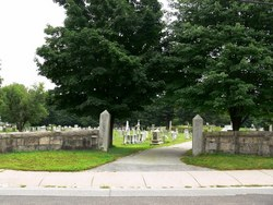 Slatersville Cemetery