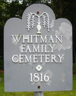 Whitman Family Cemetery