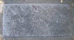 Arthur Jean McFerson