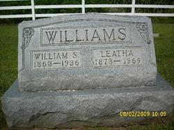 Leatha Lavada <I>Parrish</I> Williams