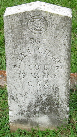 Sgt Zachariah Lee Gilmer