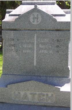 Jerome Bonepart Hatch
