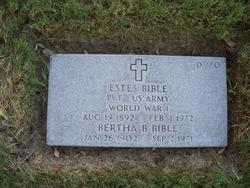 Bertha B <I>McNabb</I> Bible