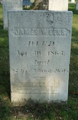 James Weeks