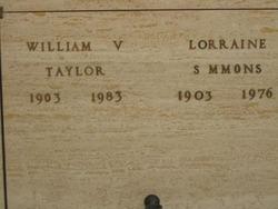 William Valantine Taylor